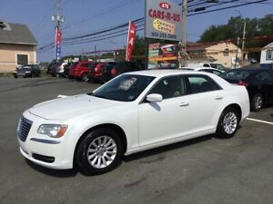 2011 Chrysler 300 4dr   Free winter tires on all cars and SUV'S