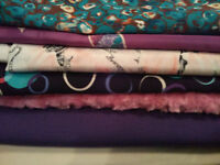 12+ meters of new fabric for $20