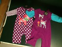 New girls jumpers/ outfit0-3 months