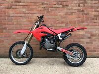 Cr 85 2007 SWAP FOR DOWNHILL PEDDLE BIKE BW Not Yz Kx Ktm Rm