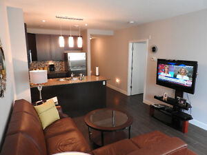 Uptown Waterloo Condo, for rent, Available Jul 1, 2016