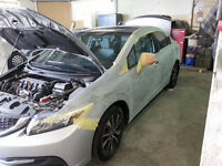 PEINTURE AUTOMOBILE/Body Shop & Paint Restoration