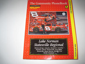 Nascars'Lake Norman/Statesville Community PhoneBook