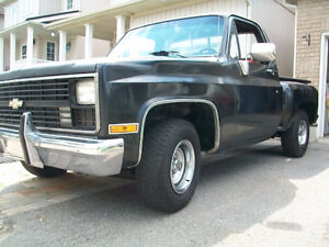 Rare,Chevy,C10,Shortbox Stepside