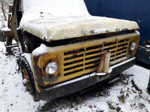 Parting out a 1976 f750