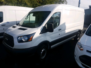 2017 Ford transit t-250 t250 t 250 medium roof 15.000km