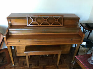Mason and Ridge Toronto Piano