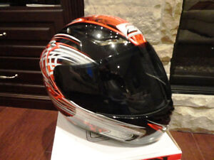 Zoan Revenge Helmet Size XS Red w/4 Visors Included!! Brand New Kitchener / Waterloo Kitchener Area image 7