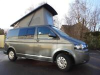 REDUCEDVolkswagen VW TRANSPORTER T28 TLINE 102 TDI FOUR BERTH CAMPERVAN FOR SALE