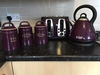 Russell Hobbs set for sale
