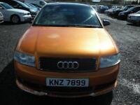 2003 AUDI A4 1.9 TDI SE 130 4D 129 BHP DIESEL