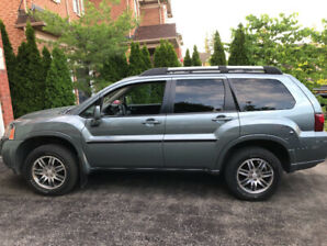 2008 low mileage Mitsubishi Endeavor Limited