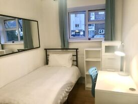 *** Single room is located in Hornsey, Postcode: N8 7BB