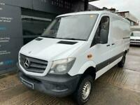 2014 Mercedes-Benz Sprinter 2.1 313 CDI LWB 4X4 129 BHP PANEL VAN Diesel Manual