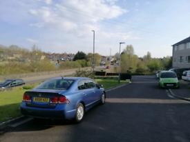 Civic hybrid very well kept