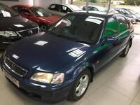 1999 Honda Civic 1.6 auto 1999MY Full mot. invoices history