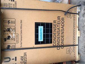 2.5 ton 16 seer condenser AC