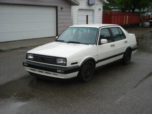 1990 Volkswagen Jetta GL - Modified /Swapped
