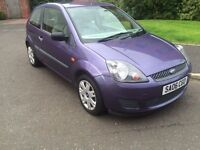 ++ FORD FIESTA 1.25 STYLE++FULL SERVICE HISTORY++LOW MILES++