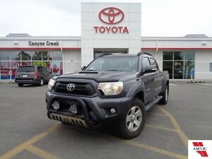 2012 Toyota Tacoma 4x4 Double Cab V6 ONE OWNER CLEAN CARPROOF