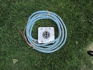 30 amp plug and wire
