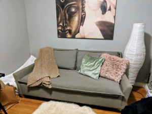 "west elm Bliss sofa (79.5"")"