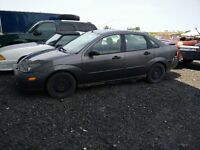 PARTING OUT 2003 FORD FOCUS
