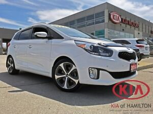 2014 Kia Rondo EX Luxury | One Owner | 7-Seater