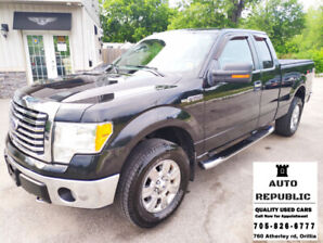 2010 Ford F-150 XTR,  4x4, SPOTLESS, CERTIFIED, ACCIDENT FREE