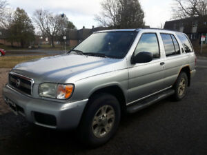 2002 Nissan Pathfinder Chilkoot 4x4