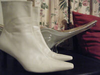Marcello Paci Leather Boots