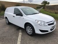 VAUXHALL ASTRA VAN.CREW VAN.FINANCE AVAILABLE,