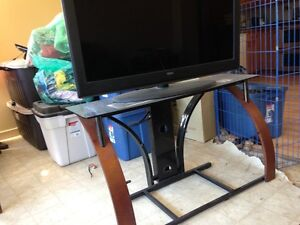 TV STAND - APPROXIMATELY 2 YEARS OLD!