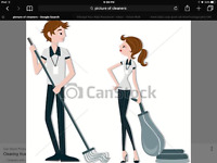 Registered cleaner