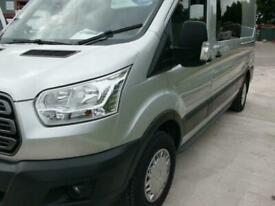 Ford Transit 2.2 TDCi 125ps H2 Trend Van DIESEL MANUAL 2014/14
