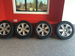 New Ford  Rims and Tires