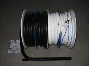 RV ALL IN ONE CORD/HOSE PORTABLE STORAGE  REEL