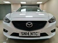 Mazda 6 2.2 SKYACTIV-D Sport Red £30 Tax 173BHP DIESEL WARRANTY 12 MONTHS MOT