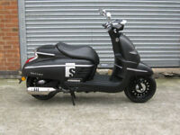 Peugeot Django 150cc Retro S 150 Scooter Brand New