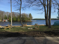 MAY SAVINGS - Bookfor 2015 Waterfront Cottages on Pigeon Lake