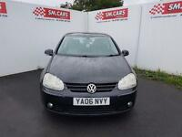 2006 06 VOLKSWAGEN GOLF 2.0 GT TDI 3 DOOR 140BHP.FULL SH.2KEYS,FANTASTIC EXAMPLE