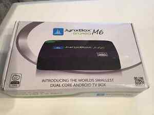 Android JynxBox M6 TV Box