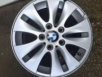 Alloy wheel for BMW 1 series