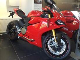 DUCATI 1299 PANIGALE S RED BRAND NEW 2016 BIKES IN STOCK