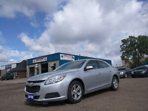 2015 Chevrolet Malibu LT !!! Certified & Etested !! ONLY 42000KM