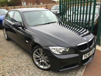 ✿56-Reg BMW 3 SERIES 2.0 318d M Sport 4dr, 320d, ✿DIESEL ✿TOP SPEC✿