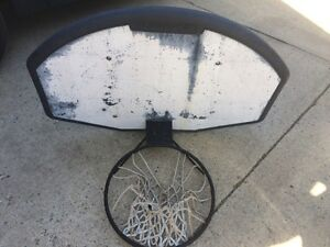 Huffy Basket ball net and back board