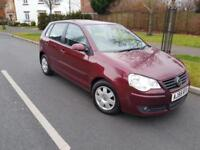 Volkswagen Polo 1.4 5dr FULL SERVICE HISTORY