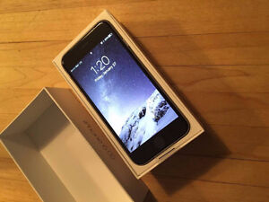 Brand New iPhone 6s In Box Never Used! (32gb, Space Grey, Bell)