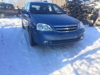 2006 Chevy Optra wagon